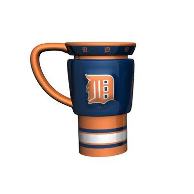 Boelter MLB 16 Oz. Sculpted Travel Mug