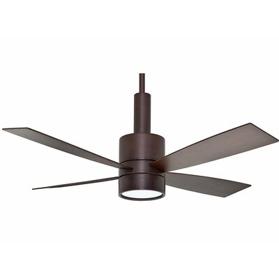 "54"" Bullet 4 Blade Ceiling Fan Product Photo"