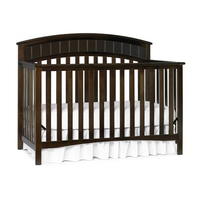 Graco charleston convertible crib 3610281 063 reviews for Best value baby crib