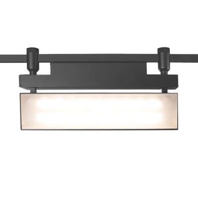 43W LED Wall Washer Track Head for Flexrail Product Photo