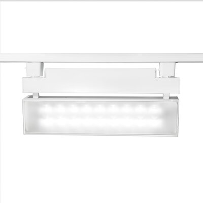 42W LED Wall Washer Track Head Product Photo