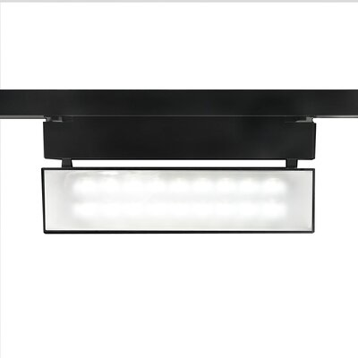43W LED Wall Washer Track Head Product Photo