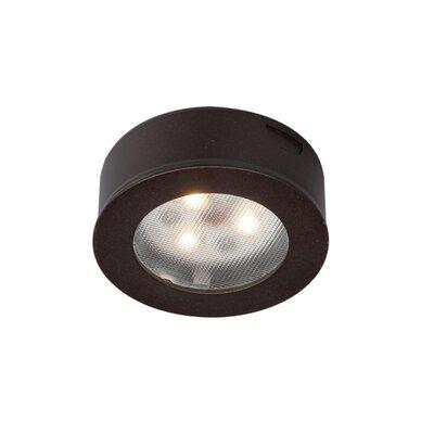 wac lighting led button recessed kit reviews wayfair. Black Bedroom Furniture Sets. Home Design Ideas