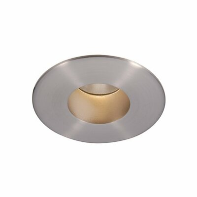 "LED Downlight Adjustable Round 2"" Recessed Trim with 15 Degree Beam Angle Product Photo"