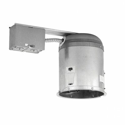 """WAC Lighting Line Voltage IC/Non-IC Remodel 5"""" Recessed Housing"""