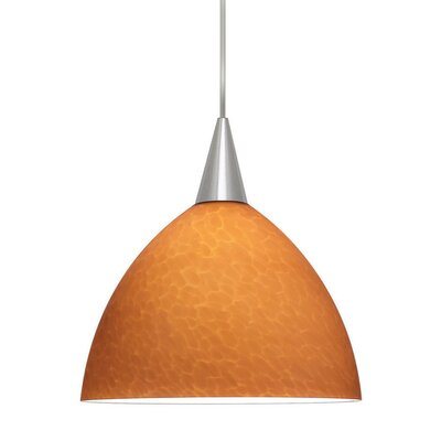 Americana Creamery Line Voltage Mini Pendant by WAC Lighting