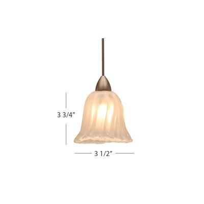 WAC Lighting Resanese Frosted Shade