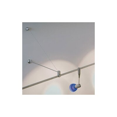 Low Voltage Track System Monorail Power Wall Mount Adapter by WAC Lighting
