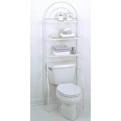 """Zenith 2325"""" X 69"""" Free Standing Over The Toilet"""