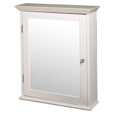 """Zenith Products 22"""" x 25"""" Surface Mount Medicine Cabinet"""