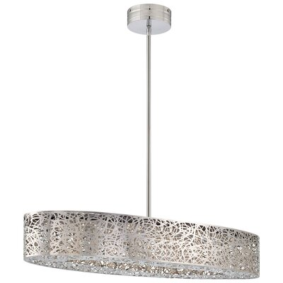 Hidden Gems 1 Light Kitchen Island Pendant Product Photo