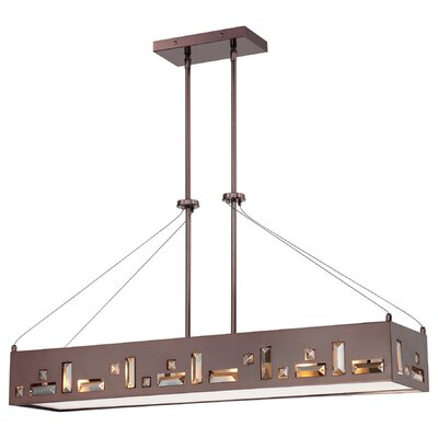 Bling Bang 6 Light Kitchen Island Pendant Product Photo