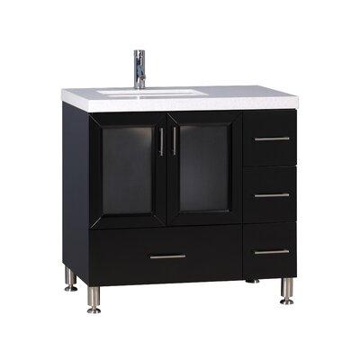 "36"" Single Sink Vanity Set Product Photo"
