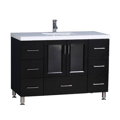 "48"" Single Sink Vanity Set Product Photo"