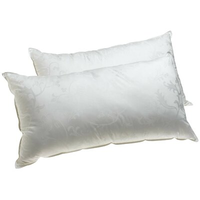 Supreme Plus Gel Fiber Filled Pillow by Deluxe Comfort