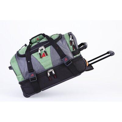 """Athalon Sportgear Equipment 21"""" Wheeled Travel Duffel"""