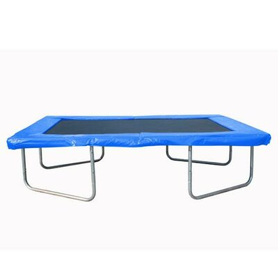 10' Rectangle Backyard Trampoline Product Photo