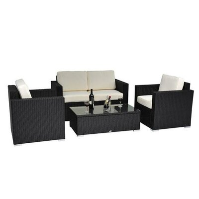 Outsunny Modular Sectional by Aosom