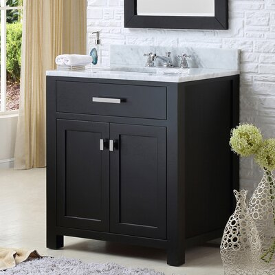 "Madison 30"" Single Bathroom Vanity Set Product Photo"