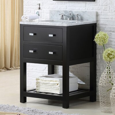 "Madalyn 24"" Single Bathroom Vanity Set Product Photo"