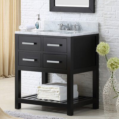 "Madalyn 30"" Single Bathroom Vanity Set Product Photo"