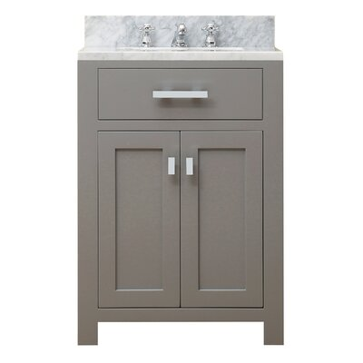 "Madison 24"" Single Sink Bathroom Vanity Product Photo"