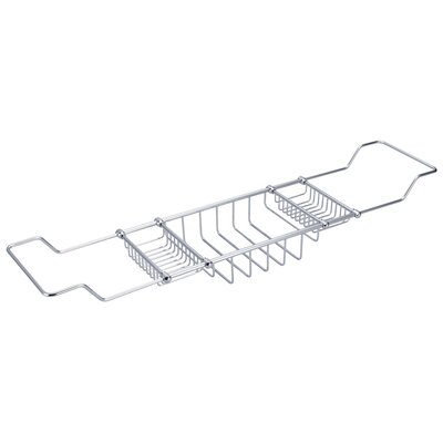Water Creation Water Creation BC-0001 Expandable Bath Caddy For The Elegant Tub