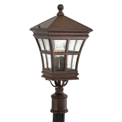 Great Outdoors by Minka Mission Bay 4 Light Outdoor Lantern Head