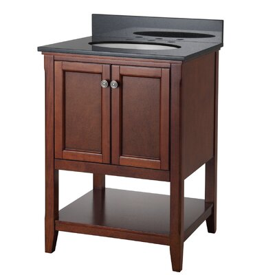 Foremost Auguste 24 Single Bathroom Vanity Base Reviews Wayfair