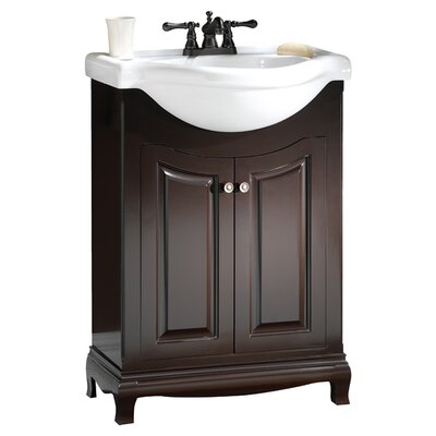 Foremost Palermo 26 Single Euro Bathroom Vanity Set Reviews Wayfair
