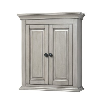 corsicana 24 x 28 bathroom wall mounted cabinet by foremost