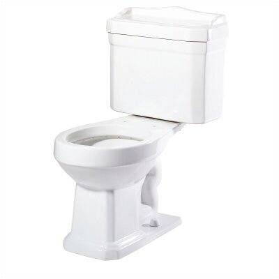 Series 1930 Vitreous China Round Toilet Product Photo