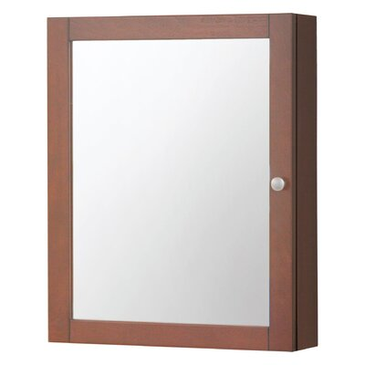 """Columbia 19"""" x 24"""" Surface Mount Flat Medicine Cabinet Product Photo"""