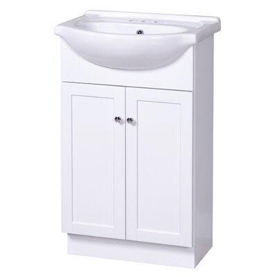 columbia 22 single euro bathroom vanity set product