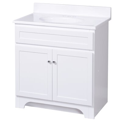 "Columbia 31"" Single Bathroom Vanity Set Product Photo"