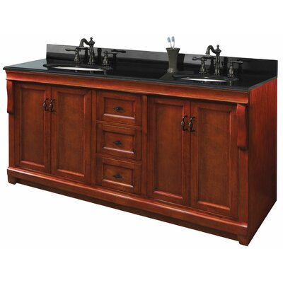 Foremost Naples 60 Double Bathroom Vanity Reviews Wayfair