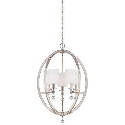 Chadbourne 5 Light Chandelier Product Photo