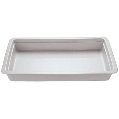 Hotel Food Pan in White by Paderno World Cuisine