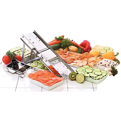 Bron Mandolin Slicer by Paderno World Cuisine