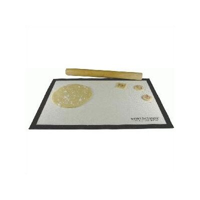 Paderno World Cuisine 30.98'' Roll'Pat Counter Pastry Mat