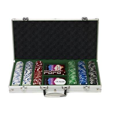 Nevada Style Texas Hold'em Travel Set