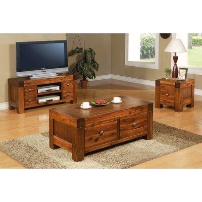 Heartlands Furniture Monaco Coffee Table Set