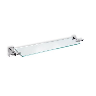 "Stilhaus by Nameeks Prisma 29.5"" x 1.8"" Bathroom Shelf"