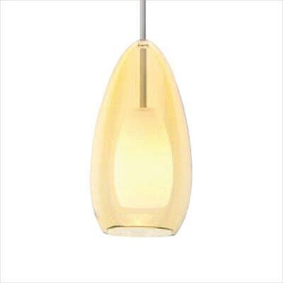 Tear-SI Coax 1 Light Mini Pendant by LBL Lighting