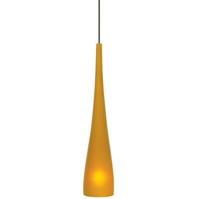 Cypree 1 Light Mini Pendant by LBL Lighting