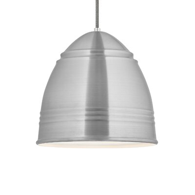 Loft 1 Light Grande Pendant by LBL Lighting