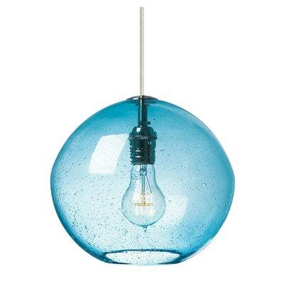 Isla 1 Light Pendant by LBL Lighting