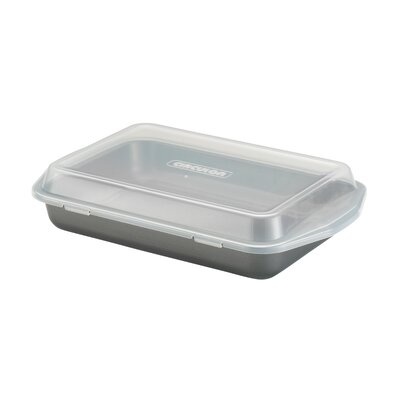 Bakeware Cake Pan with Lid by Circulon