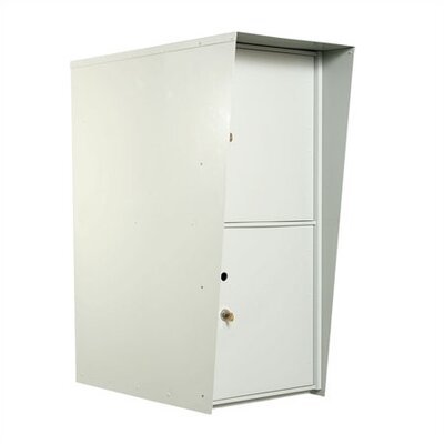 Florence Mailboxes 1590v2 Outdoor Parcel Locker