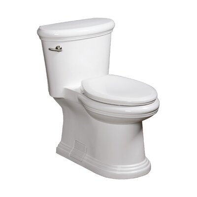 Orrington 1.6 GPF Elongated 1 Piece Toilet Product Photo